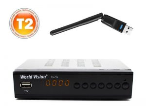 World Vision Т62А + Wi-Fi